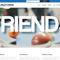 On line il nuovo sito web di Jolly Giochi