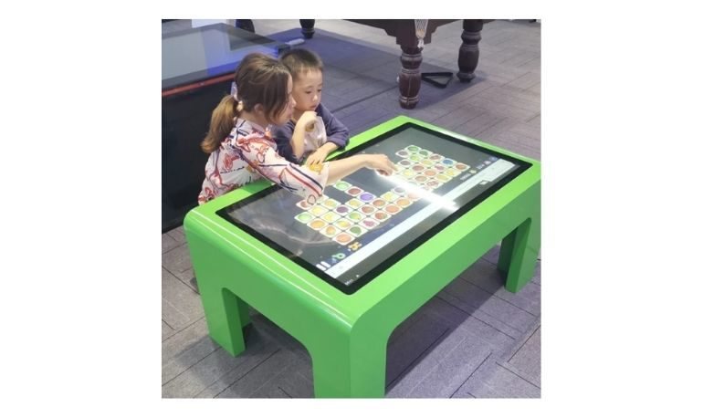 Tavoli interattivi