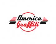logo america graffiti